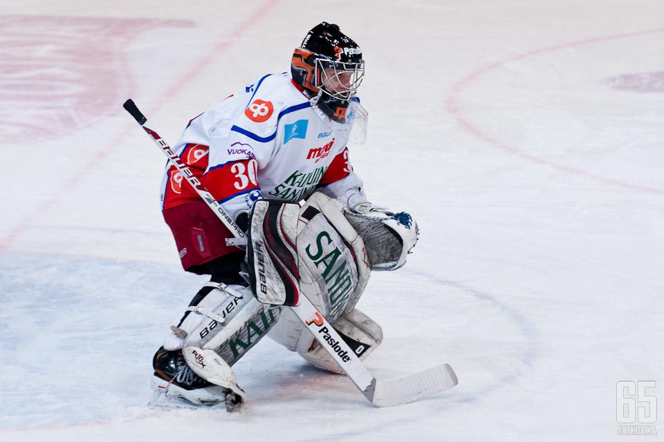 Tolonen on pelannut Mestistä aiemmin Hokissa.
