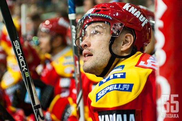 Jarkko Ruutu lopettaa pitkän uransa kiekkoilijana.