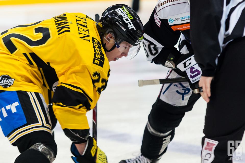 Ilomäki pelasi viimeksi KalPassa kaudella 2014-15.