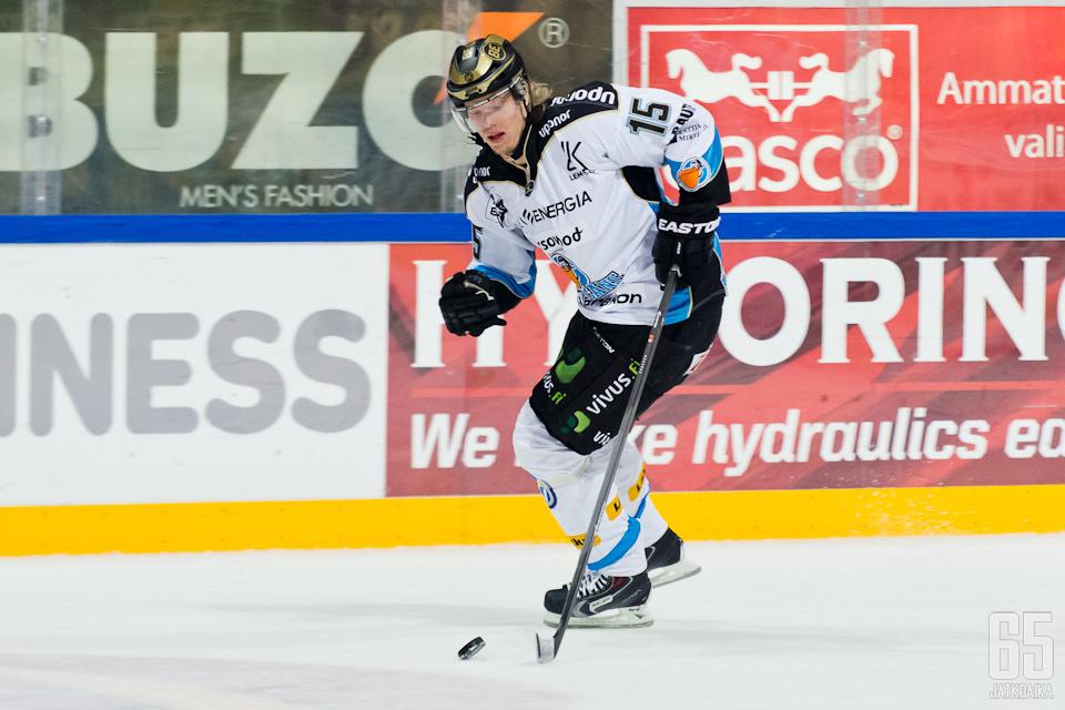 Sopanen pelaa Lahdessa myös ensi kaudella.