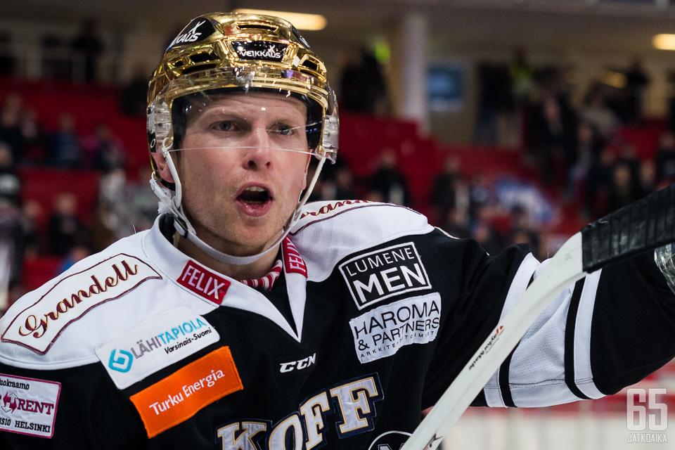 Ryan Lasch on suomalaisille tuttu pelaaja.