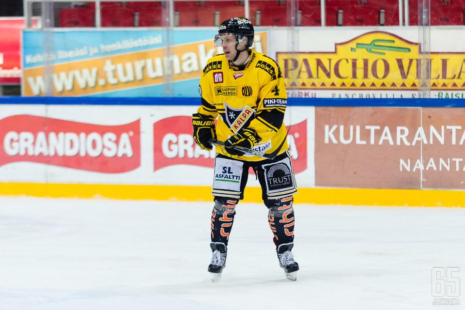 Lauritzenin ura jatkuu Allsvenskanissa.