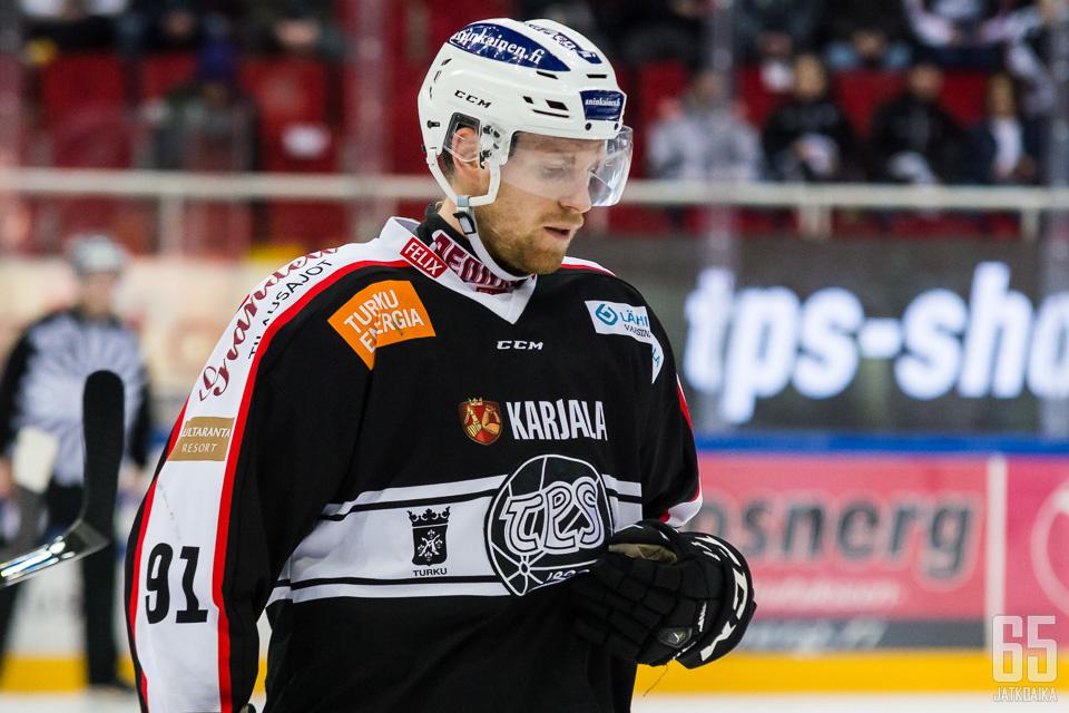 Vainiola muuttaa Kuopioon.