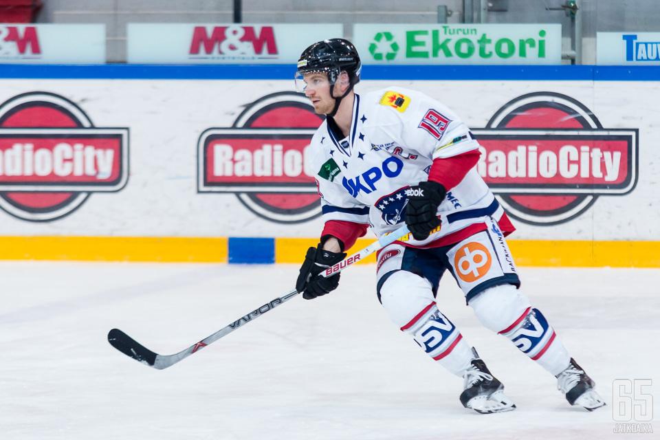 Jussi Nättisen toimet pukuhuonekäytävällä IPK-Hermes pelin kolmannessa erässä ovat johtaneet raporttiin kurinpitäjille
