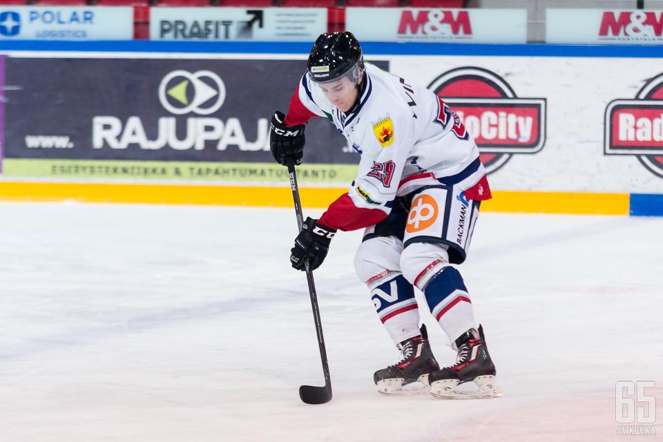 Sundfors on pelannut Mestistä aiemmin Hermeksessä.