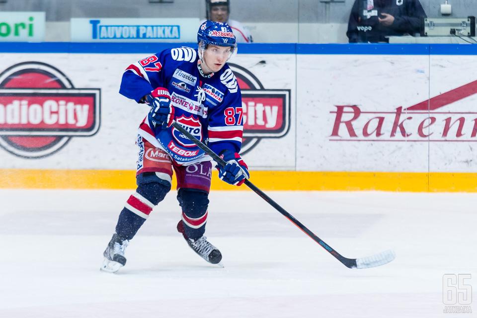 Kulmala kiekkoilee ensi kauden Valko-Venäjällä.