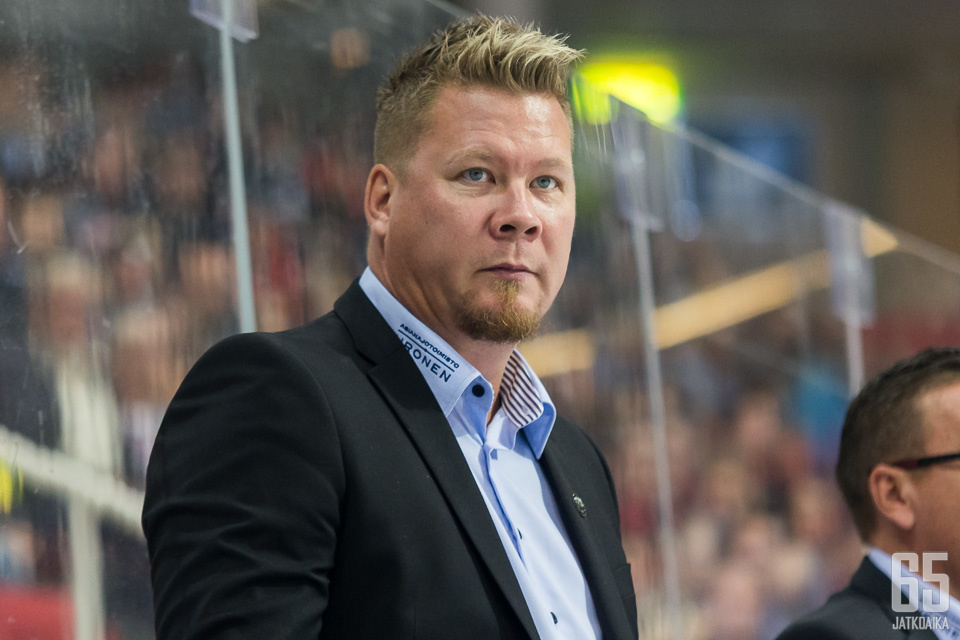 Jarno Pikkarainen nousee päävastuuseen HIFK:ssa.