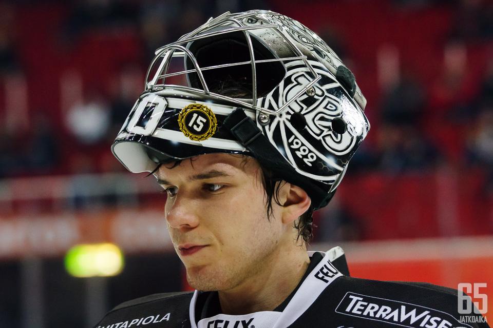 Georgijev jatkaa Turussa kolmen kauden ajan.