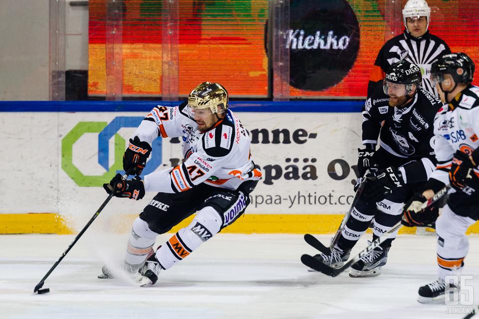 Lahti on saanut pelinsä kohdalleen Hämeenlinnassa.