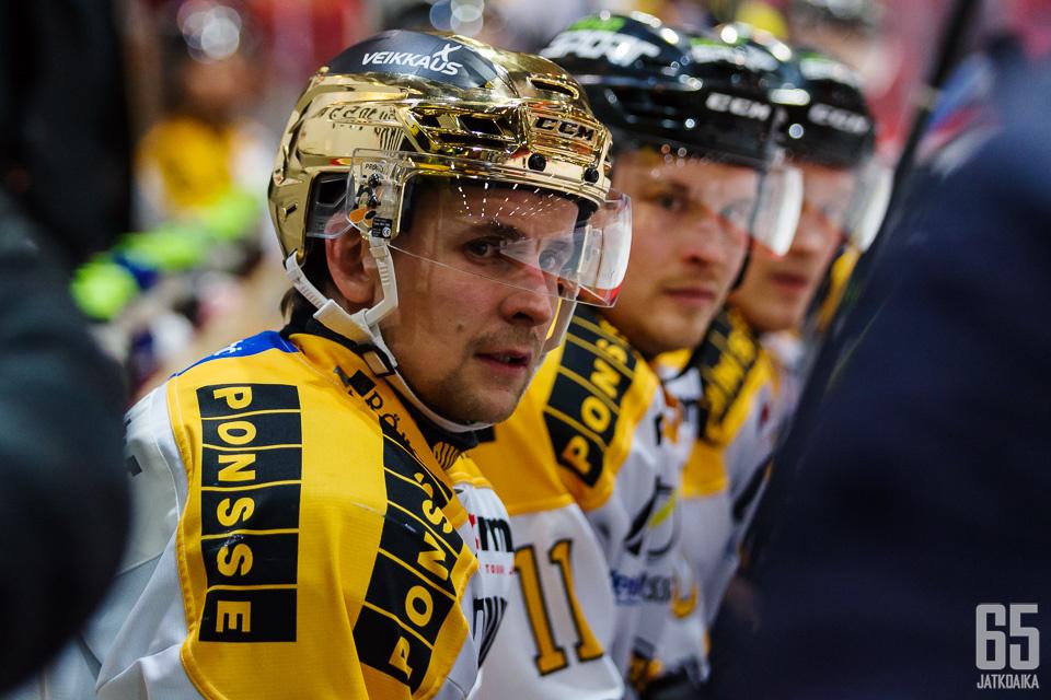 Peli-Karhut sai tärkeän vahvistuksen, kun kultakypärä Aatu Hämäläinen solmi joukkueen kanssa jatkosta.