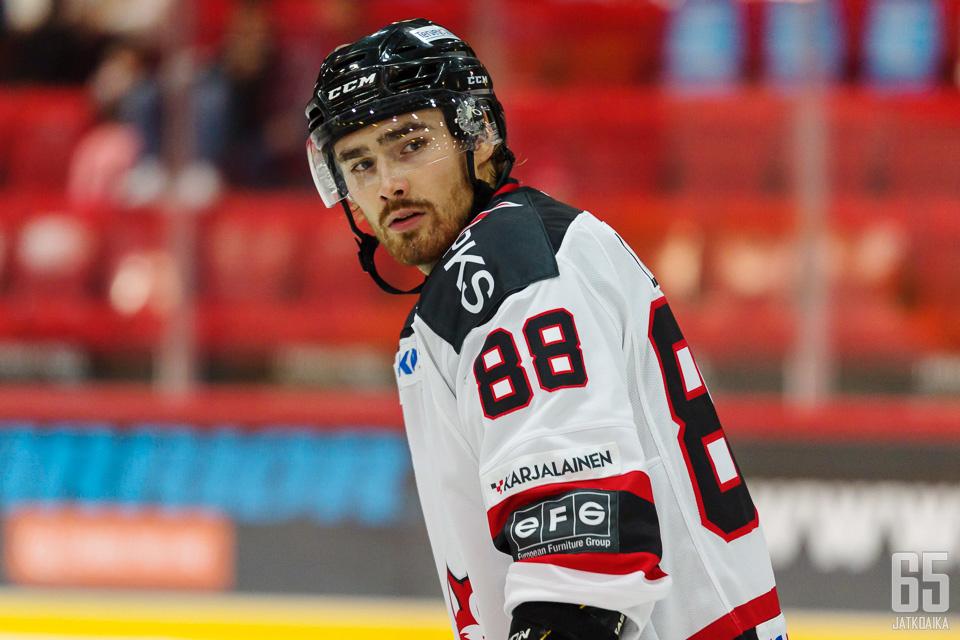 Viime kaudella Lehtisen seura oli Jokipojat.