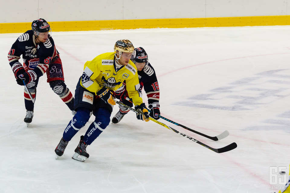 Tamminen on pelannut tehokkaan alkukauden Mestiksessä.