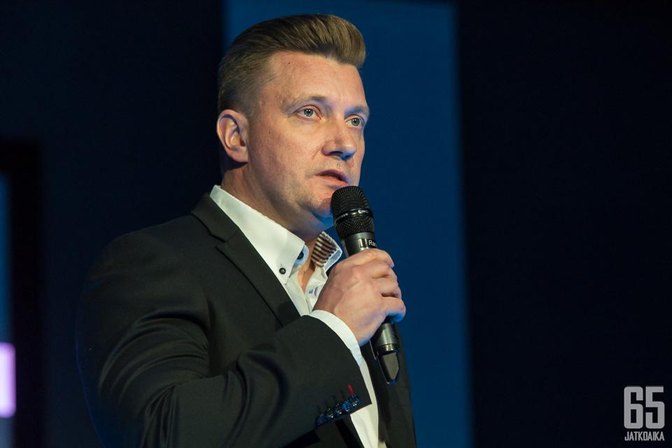 Toimitusjohtaja Mika Eskolan mielestä TPS:n mainos oli rohkea, yllätyksellinen ja tunteita herättävä.