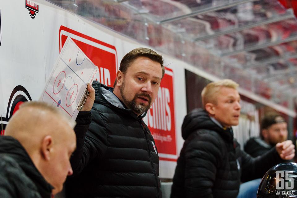 Jani Keinänen saa joukkoihinsa uusia vahvistuksia.