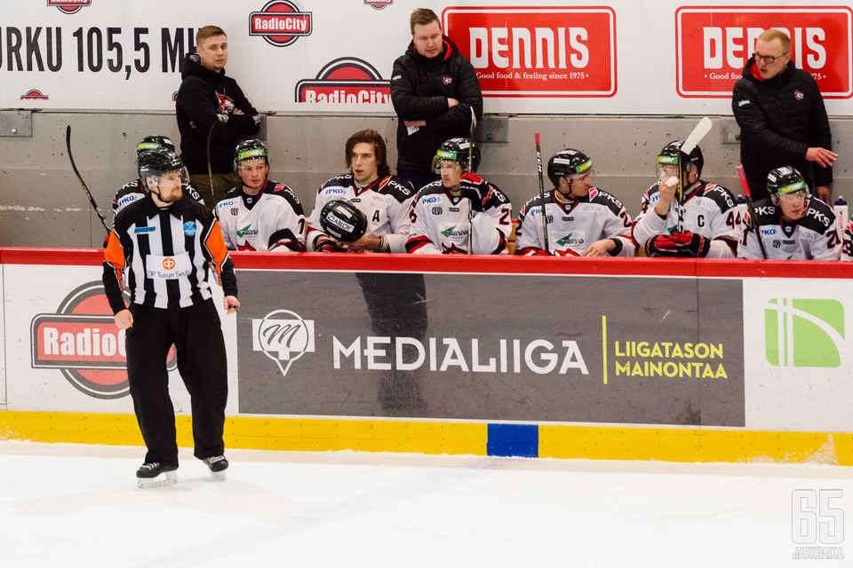 Jokipojat saa hyökkäykseensä täydennystä Kuopiosta.