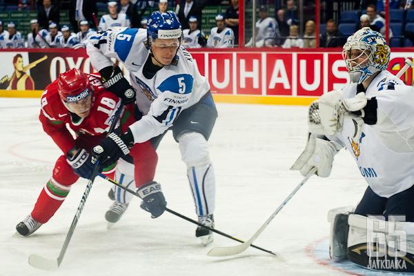 Lasse Kukkosen pitkä sopimus sai sinettinsä.