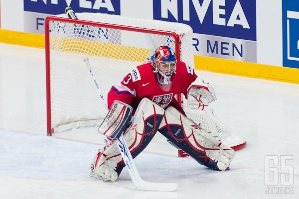 Stepanek on pelannut Tšekin maajoukkueessakin.