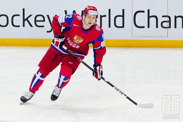 Jevgeni Kuznetsovia ei nähdä Venäjän paidassa tulevina vuosina.