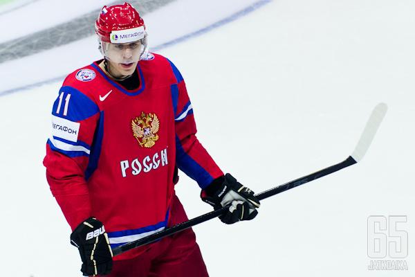 Murskaluvuista huolimatta Venäjän ykkösketjun sentteri Jevgeni Malkin jäi hämmentävästi ilman tehopisteitä.