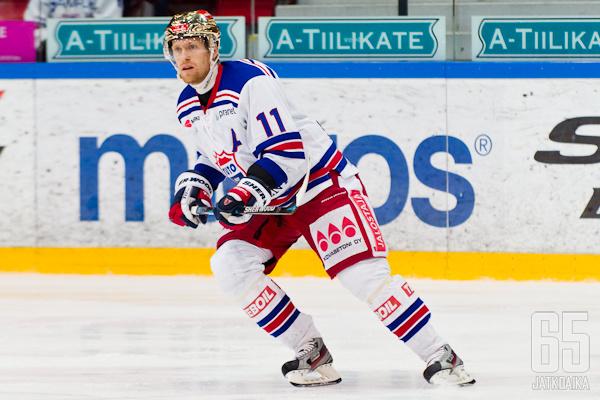 Ville-Vesa Vainiola on turkulaiselle kiekkoväelle tuttu hahmo.