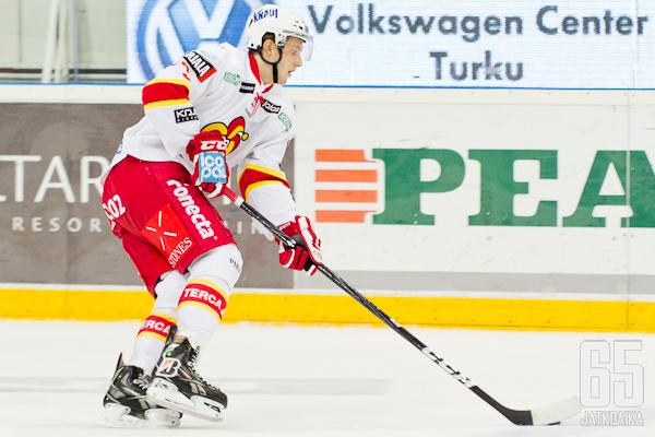 Petteri Lindbohm on jokerikasvatti.