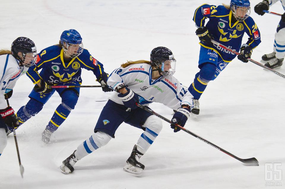 Karkaako Suomi Ruotsilta yhä enemmän?