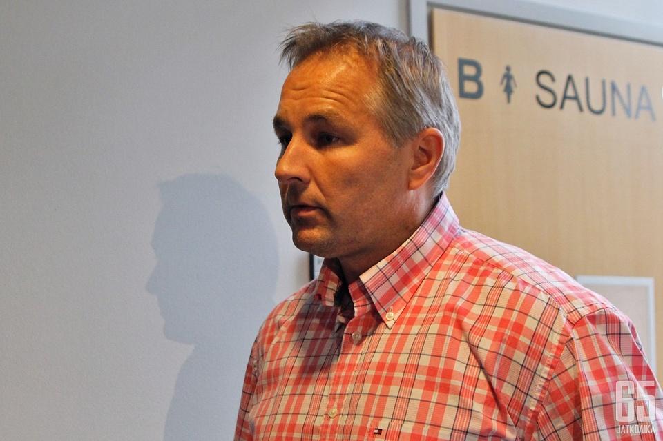 Tommi Virkkunen täytti Juha Junnon suuret saappaat Kärppien toimitusjohtajana kolmisen vuotta sitten.