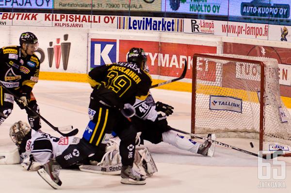 Jukka Voutilainen ei pelaa enää tällä kaudella.
