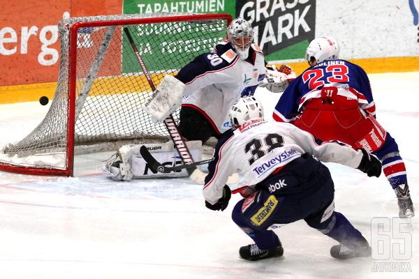 HIFK -lainat pukevat jatkossakin LeKin paidan ylleen.