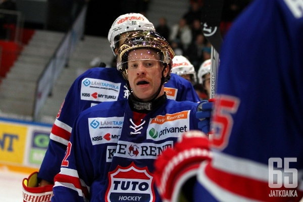 Aki Keinäsen menetys on iso isku TUTOlle.