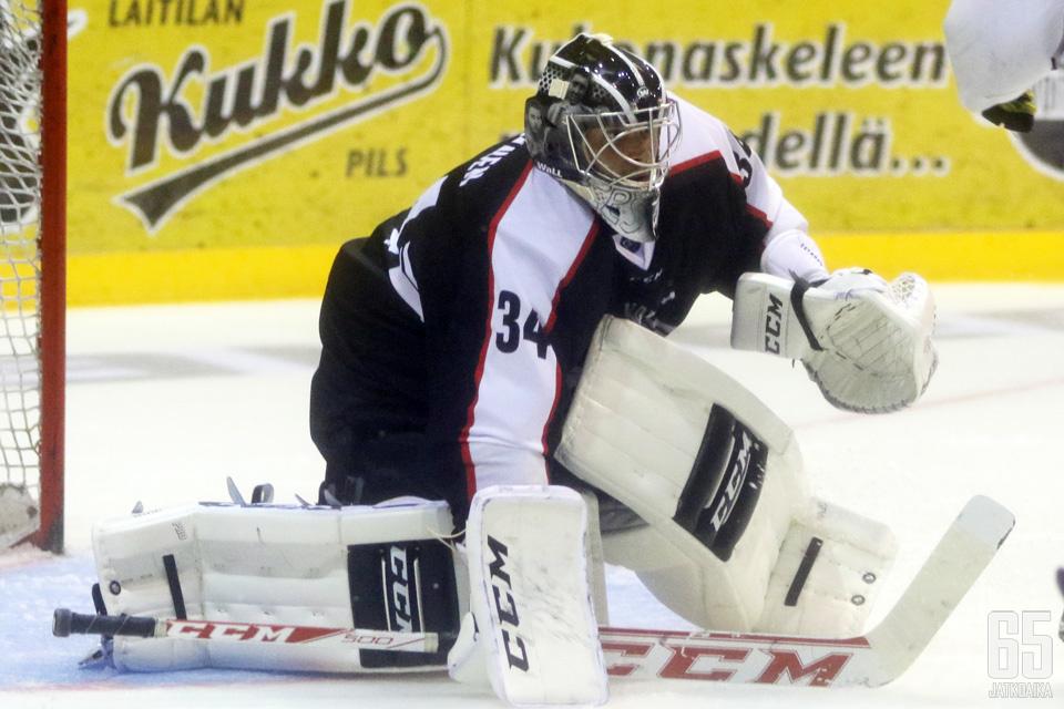 Oskari Setänen vaihtaa jälleen paikkakuntaa.