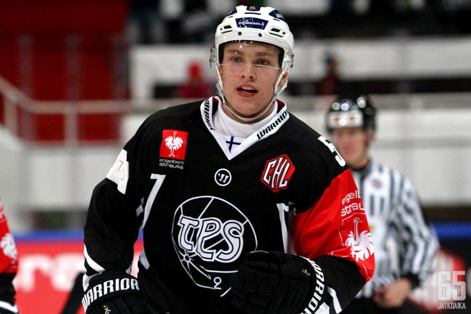 Mikko Rantasen ura jatkuu mustavalkoisissa.