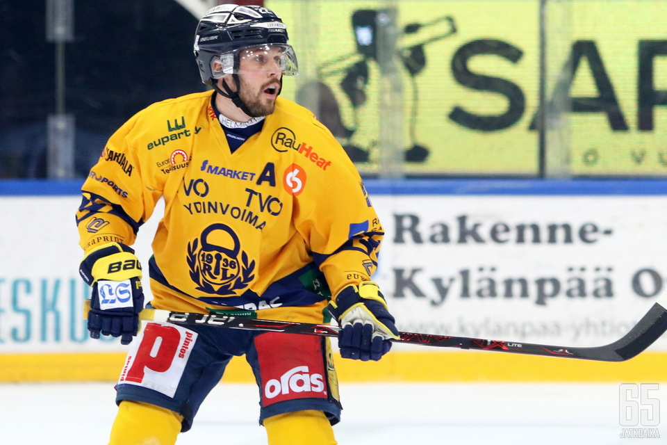 Toni Koivisto vastasi ottelun voittomaalista.