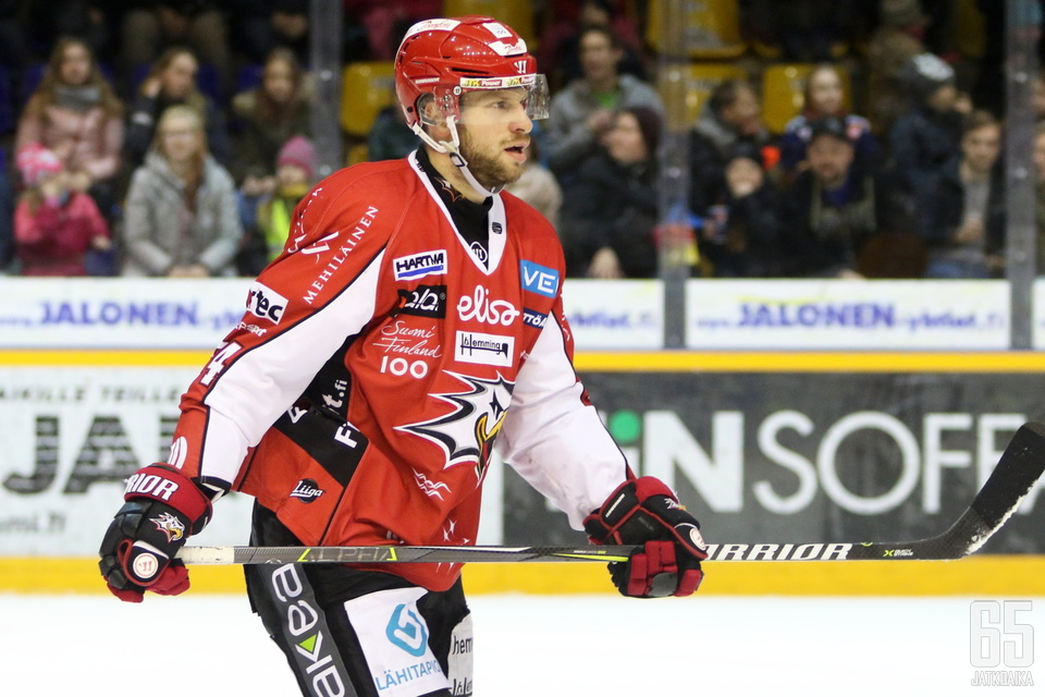Filip Riska edusti viime kaudella Sportia.