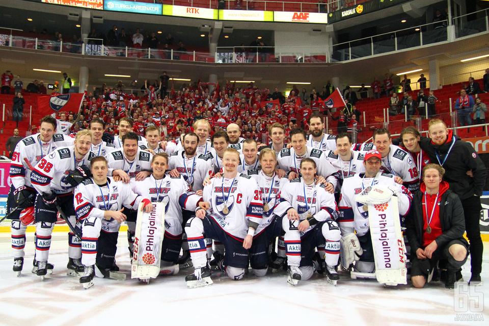 Päättyneellä kaudella pronssia voittanut HIFK uudistuu maltilla.