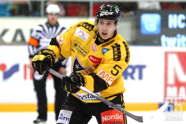 Miika Koivisto puolusti kolme kautta KalPassa.