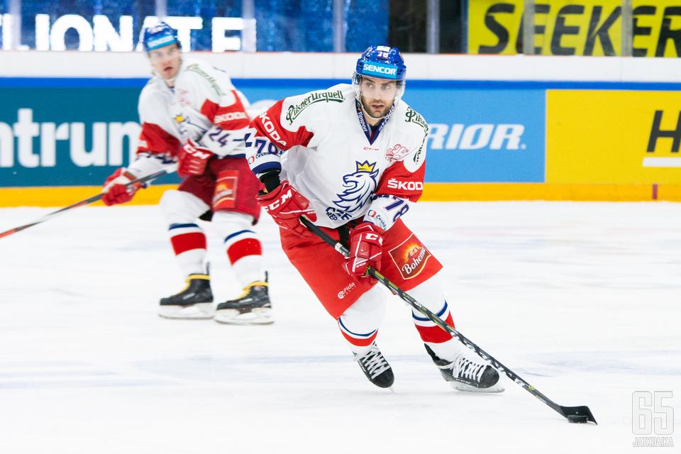 Kahden ensimmäisen ottelun voitto riitti Tšekille turnausvoittoon.