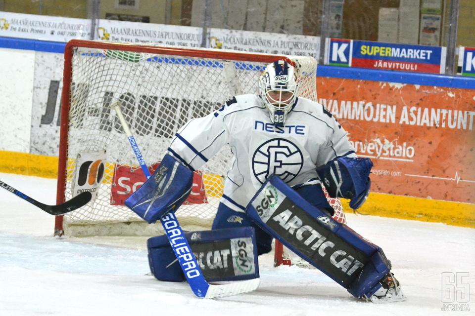 Tirronen pelasi vahvan kauden Mestiksessä.