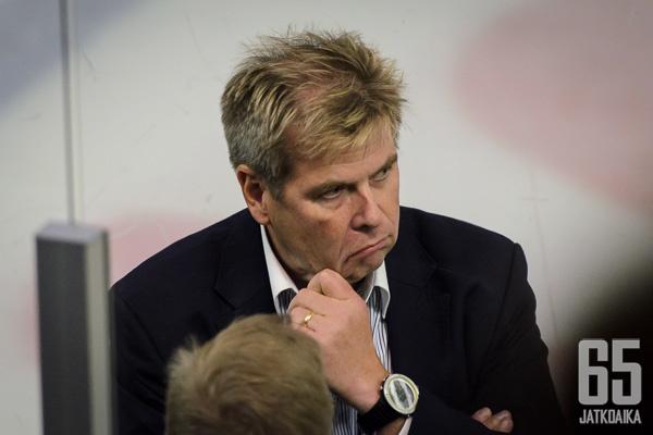 Heikki Hiltunen jatkaa Liiga-hallituksen istuvana puheenjohtajana.