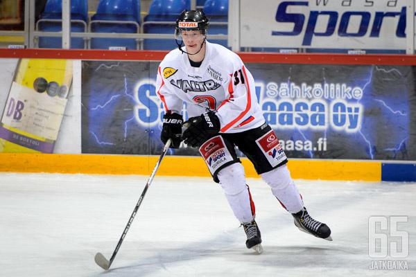 Virtanen johtaa ensi kaudella JYP-Akatemian joukkoja.