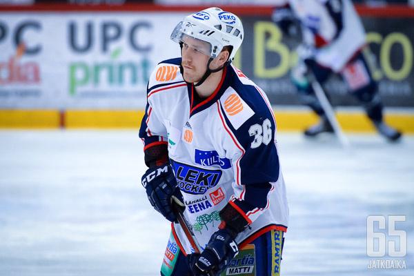 Hildén on ollut LeKin luottohyökkääjä.