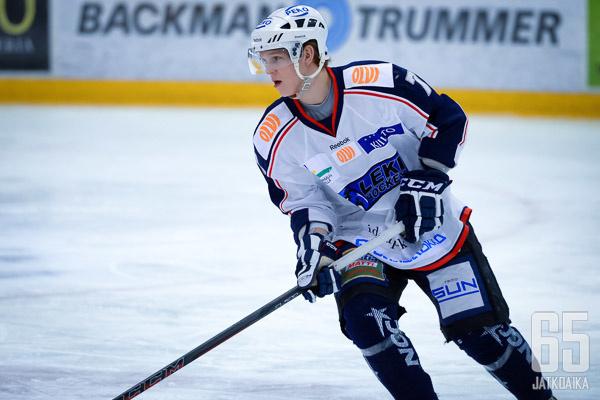 LeKi joutuu pärjäämään loppukauden ilman Henrikssonia.