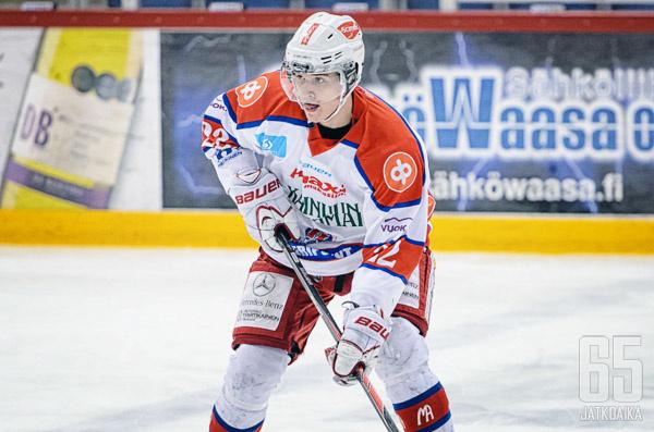 Mika Koivisto siirtyi Hokista KooKoon riveihin.