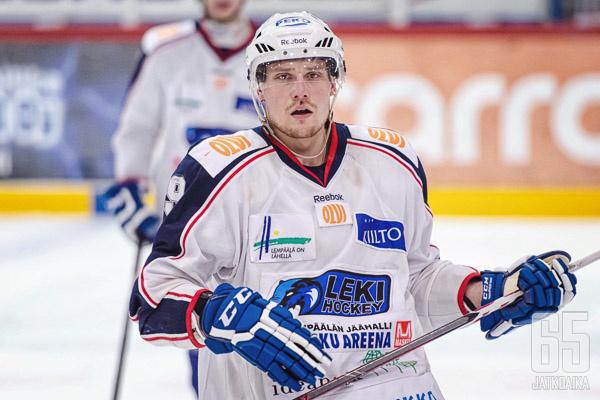 Nestori Lähteen loppukauden seura on Mikkelin Jukurit.