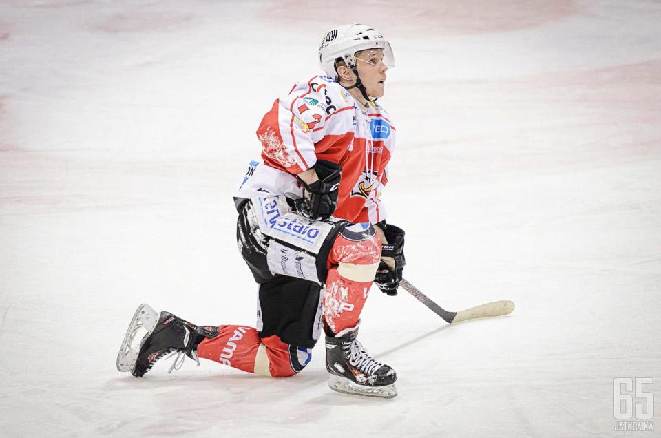 Michal Kristof valittiin Jatkoajan vuoden tulokkaaksi.