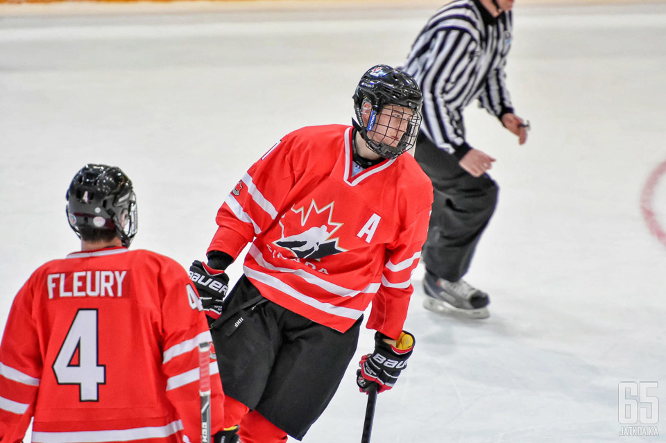 Kanada on hallinnut Ivan Hlinka Memorial -turnausta läpi sen historian.