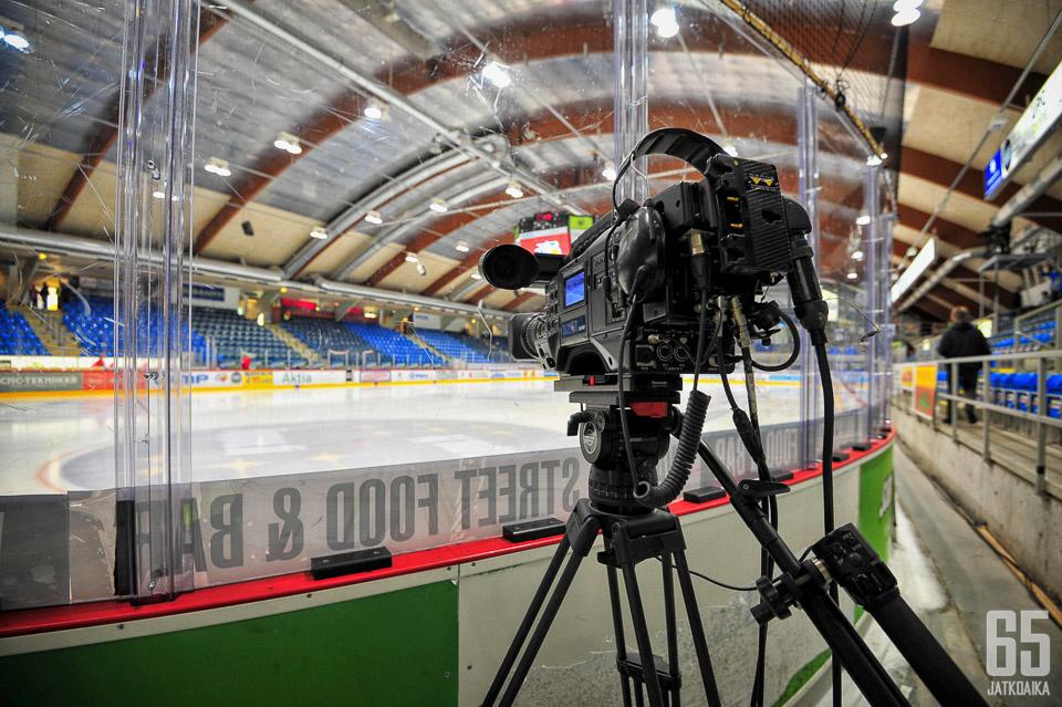 MTV3:n myynti tarkoittaisi myös MM-jääkiekon siirtymistä Telialle.