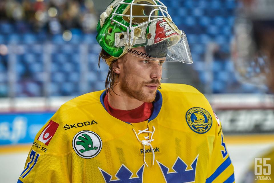 Nilssonin näytöt alkulohkosta ovat vakuuttavammat.