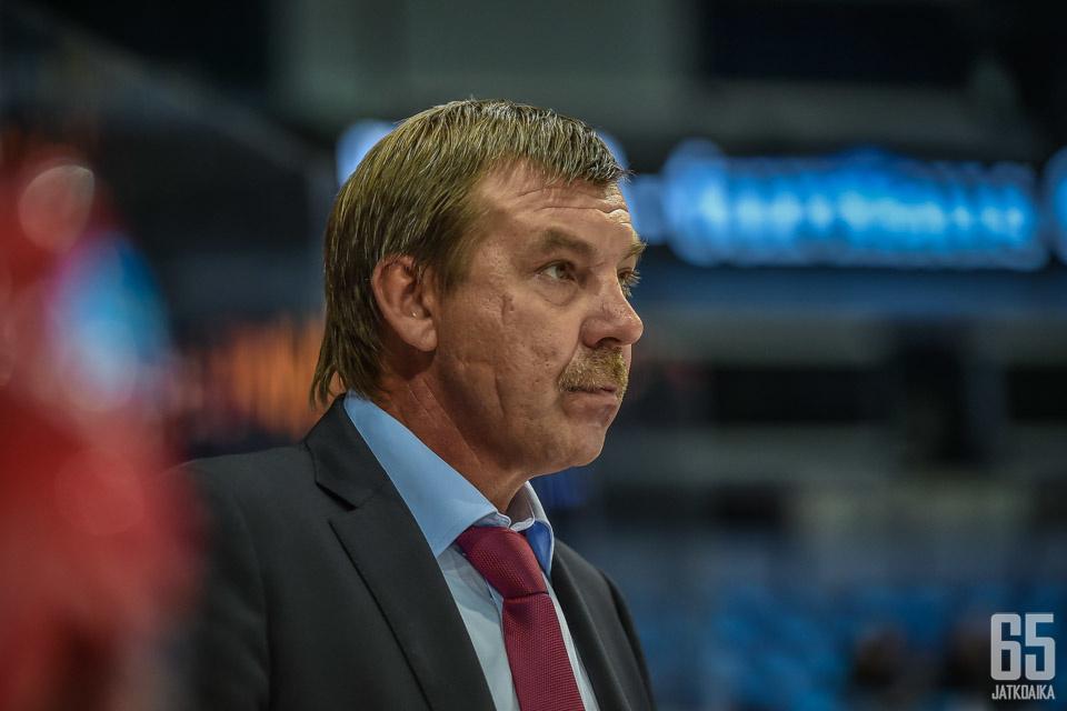 Päävalmentaja Znaroksin Venäjä päihitti sitkeän Slovenian.