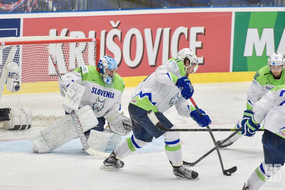Anze Kopitar ei pelaa MM-kisoissa, joten Slovenialta on löydyttävä muita ratkaisijoita ja yllättäjiä.